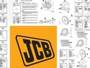 Thumbnail JCB JS130 JS160 Tracked Excavator Service Shop Repair Manual